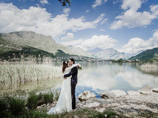 Il matrimonio di Alessandro e Valentina a Annone di Brianza, Lecco 116