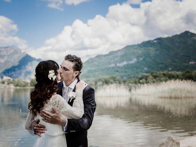 Il matrimonio di Alessandro e Valentina a Annone di Brianza, Lecco 125