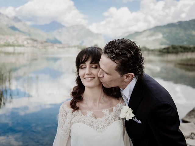 Il matrimonio di Alessandro e Valentina a Annone di Brianza, Lecco 131