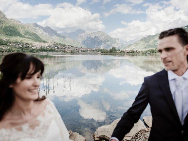 Il matrimonio di Alessandro e Valentina a Annone di Brianza, Lecco 134