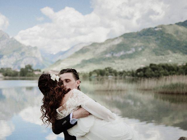 Il matrimonio di Alessandro e Valentina a Annone di Brianza, Lecco 137