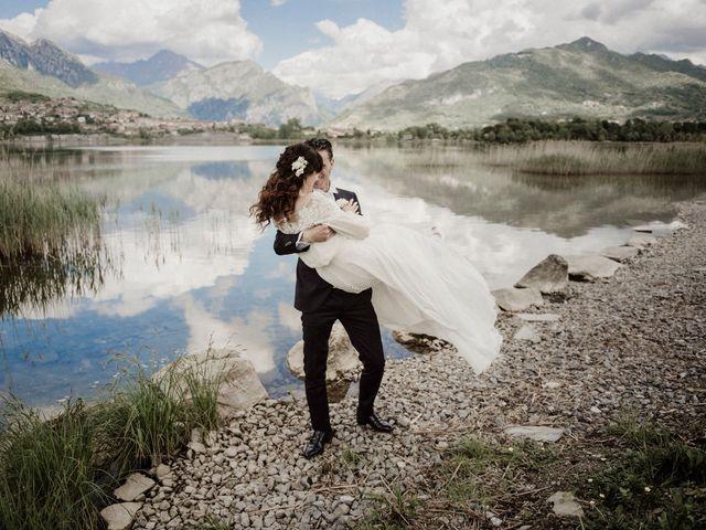 Il matrimonio di Alessandro e Valentina a Annone di Brianza, Lecco 138