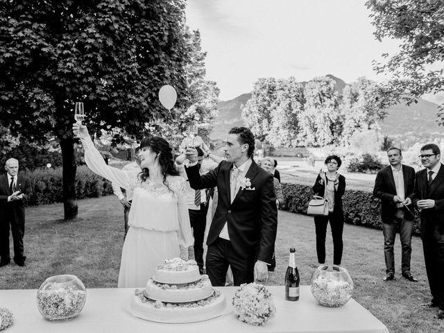 Il matrimonio di Alessandro e Valentina a Annone di Brianza, Lecco 220
