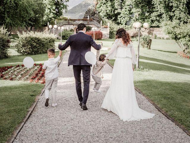 Il matrimonio di Alessandro e Valentina a Annone di Brianza, Lecco 223