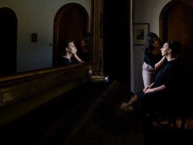 Il matrimonio di Alberto e Marta a Comignago, Novara 9