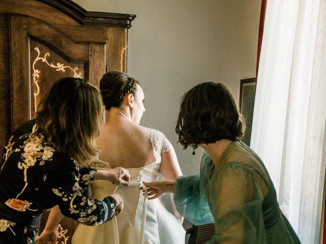 Il matrimonio di Alberto e Marta a Comignago, Novara 16