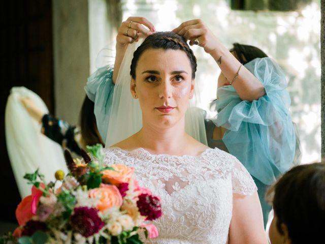 Il matrimonio di Alberto e Marta a Comignago, Novara 19