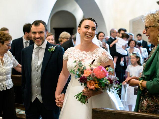 Il matrimonio di Alberto e Marta a Comignago, Novara 22