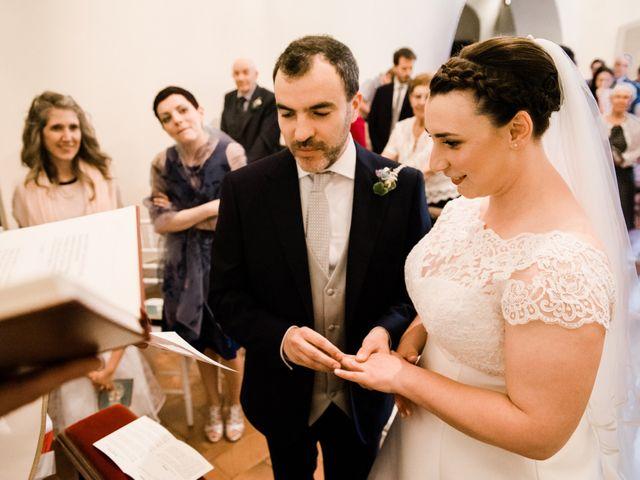 Il matrimonio di Alberto e Marta a Comignago, Novara 25