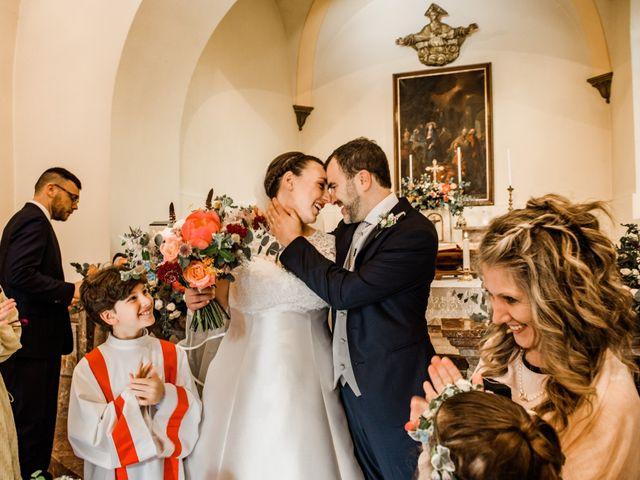 Il matrimonio di Alberto e Marta a Comignago, Novara 26