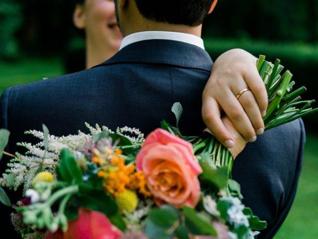 Il matrimonio di Alberto e Marta a Comignago, Novara 33