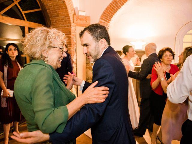 Il matrimonio di Alberto e Marta a Comignago, Novara 38
