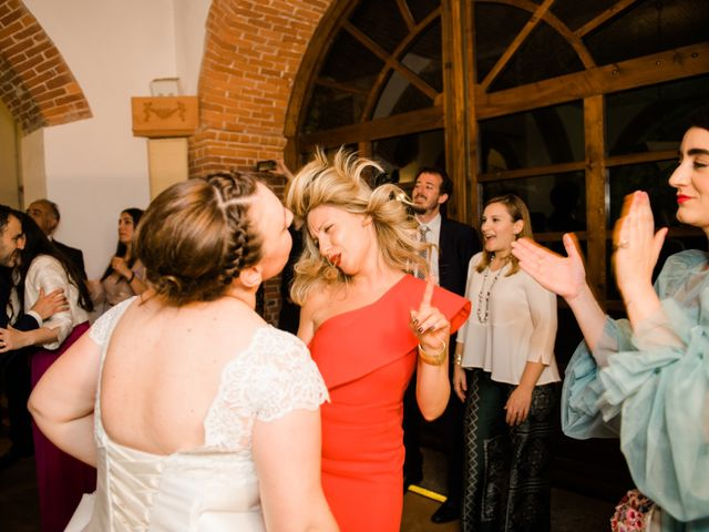 Il matrimonio di Alberto e Marta a Comignago, Novara 39