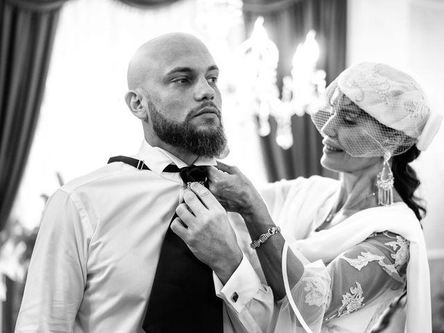 Il matrimonio di Antonio e Denise a Lesmo, Monza e Brianza 1