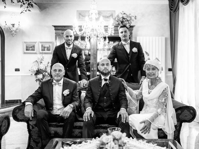 Il matrimonio di Antonio e Denise a Lesmo, Monza e Brianza 2
