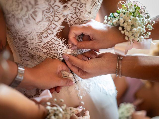 Il matrimonio di Antonio e Denise a Lesmo, Monza e Brianza 7