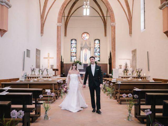 Il matrimonio di Michele e Francesca a Mantova, Mantova 39