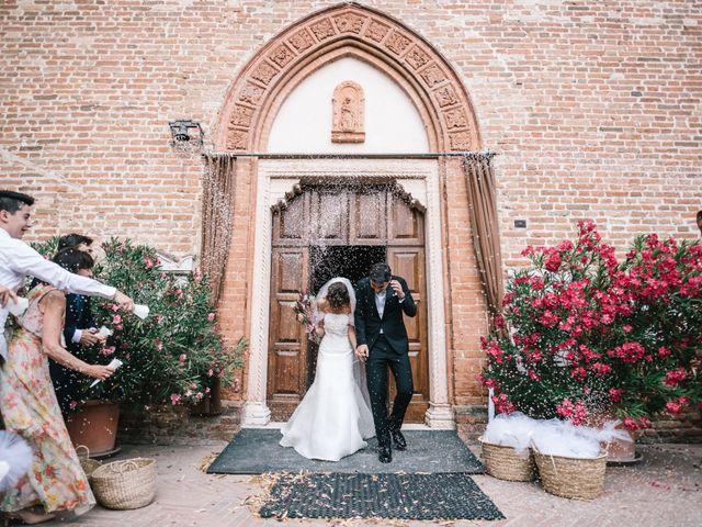 Il matrimonio di Michele e Francesca a Mantova, Mantova 40