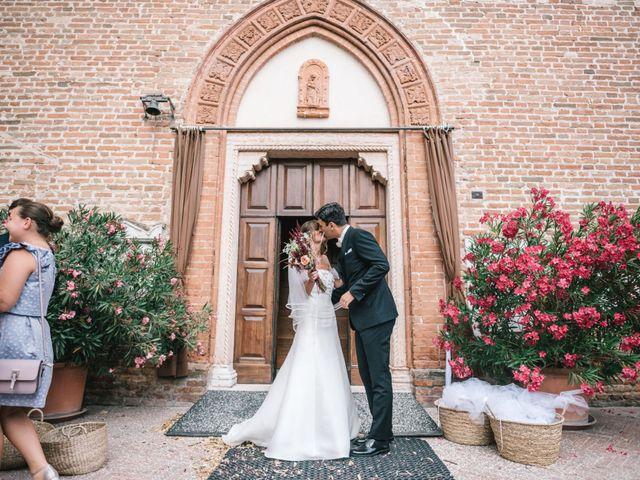 Il matrimonio di Michele e Francesca a Mantova, Mantova 41