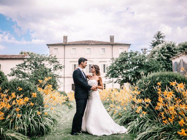 Il matrimonio di Michele e Francesca a Mantova, Mantova 1