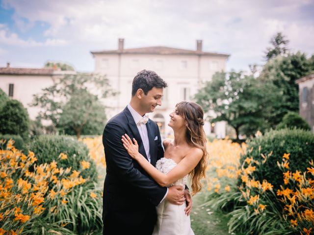 Il matrimonio di Michele e Francesca a Mantova, Mantova 47