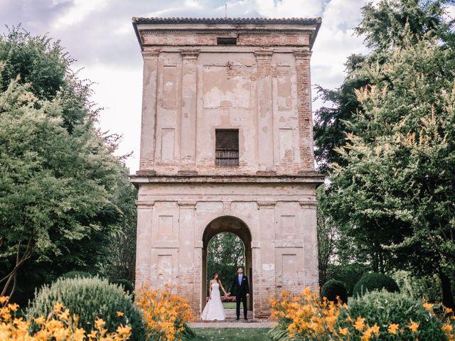Il matrimonio di Michele e Francesca a Mantova, Mantova 48