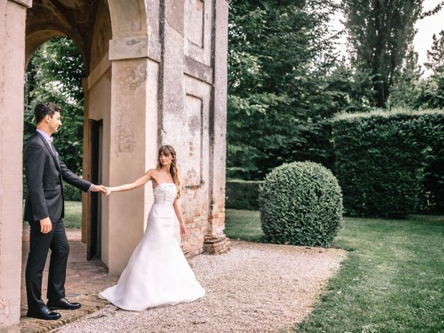 Il matrimonio di Michele e Francesca a Mantova, Mantova 52