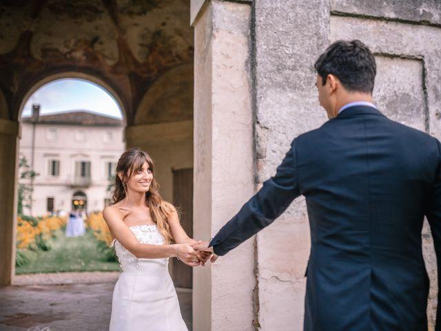 Il matrimonio di Michele e Francesca a Mantova, Mantova 53