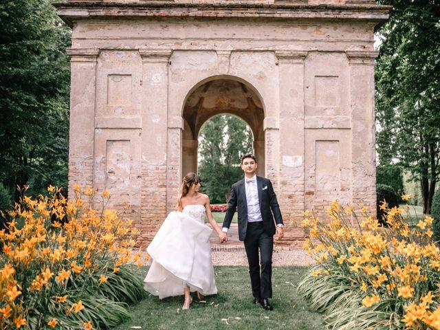 Il matrimonio di Michele e Francesca a Mantova, Mantova 54