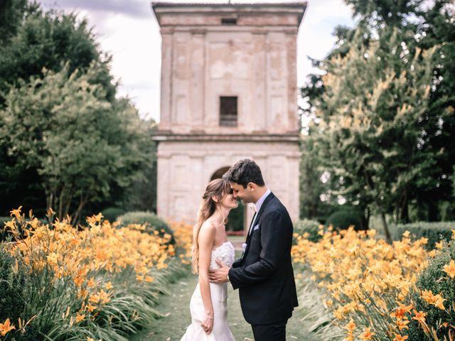 Il matrimonio di Michele e Francesca a Mantova, Mantova 55