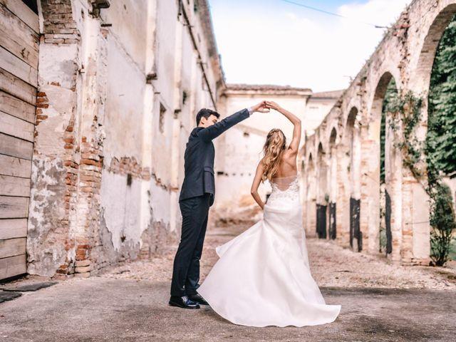 Il matrimonio di Michele e Francesca a Mantova, Mantova 56