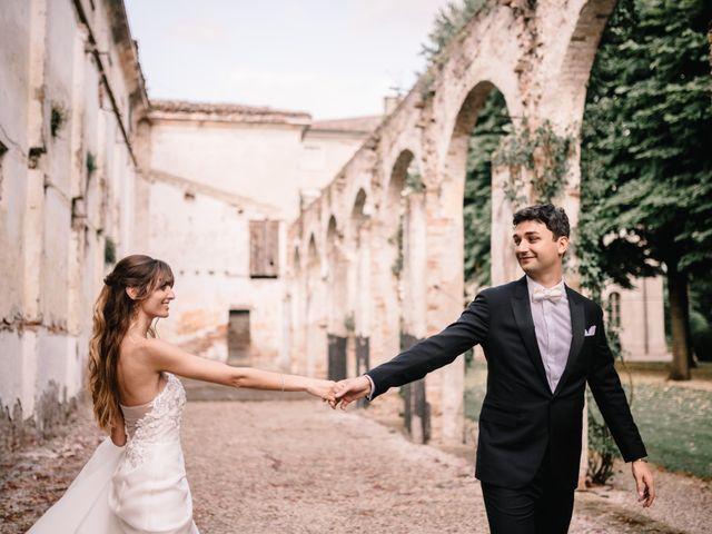 Il matrimonio di Michele e Francesca a Mantova, Mantova 57