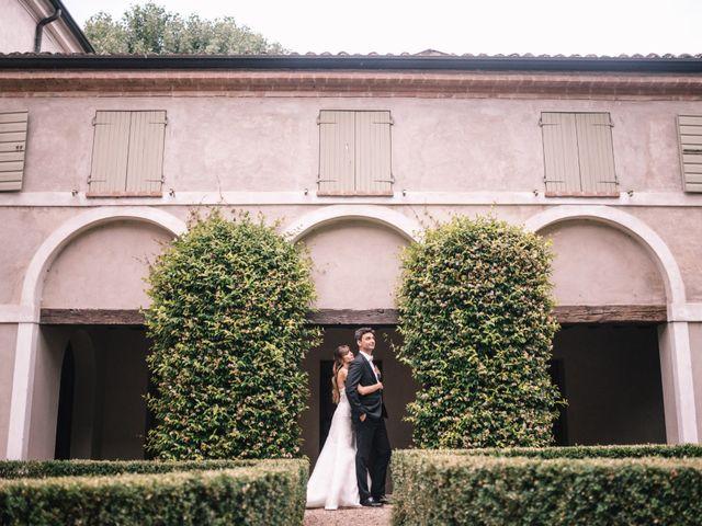 Il matrimonio di Michele e Francesca a Mantova, Mantova 64