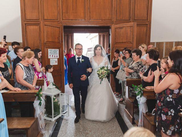 Il matrimonio di Emanuele e Greta a Ferentino, Frosinone 7