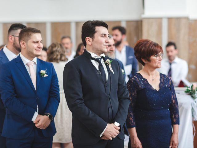 Il matrimonio di Emanuele e Greta a Ferentino, Frosinone 8