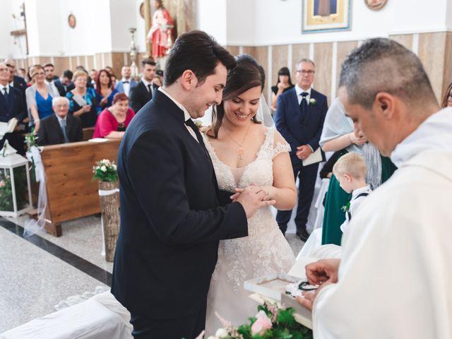 Il matrimonio di Emanuele e Greta a Ferentino, Frosinone 11
