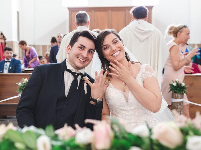 Il matrimonio di Emanuele e Greta a Ferentino, Frosinone 1