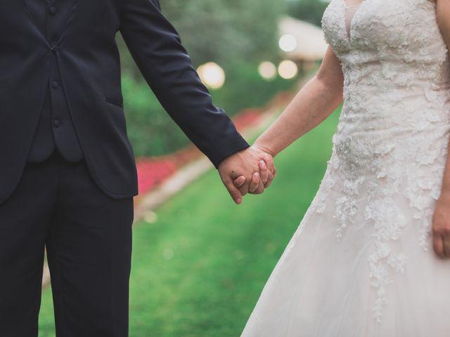 Il matrimonio di Emanuele e Greta a Ferentino, Frosinone 16
