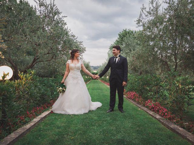 Il matrimonio di Emanuele e Greta a Ferentino, Frosinone 18