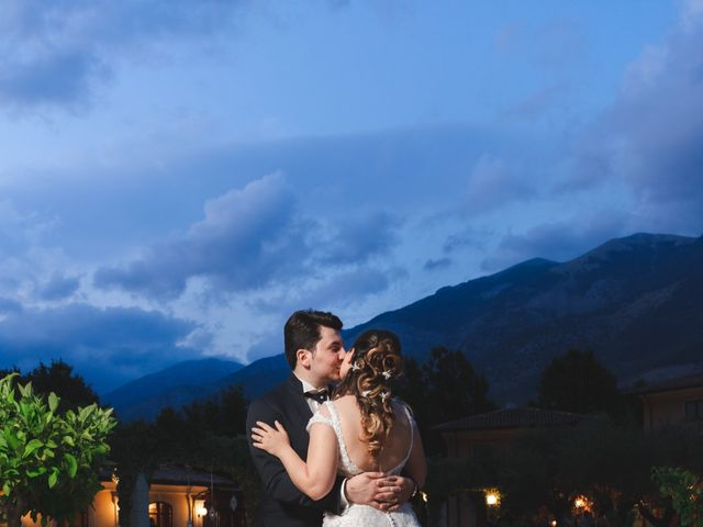 Il matrimonio di Emanuele e Greta a Ferentino, Frosinone 20