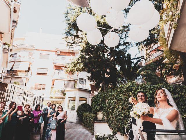Il matrimonio di Ambrogio e Michela a Roma, Roma 9