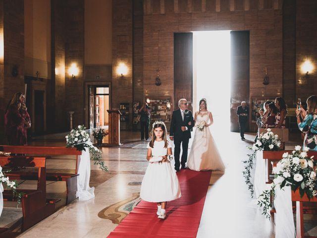 Il matrimonio di Ambrogio e Michela a Roma, Roma 12