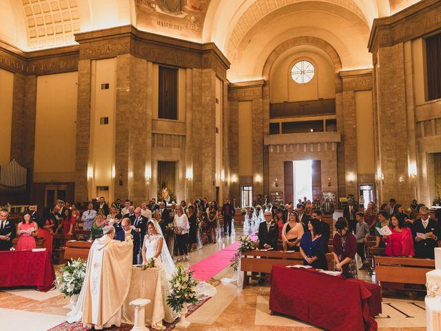 Il matrimonio di Ambrogio e Michela a Roma, Roma 17