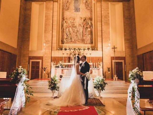 Il matrimonio di Ambrogio e Michela a Roma, Roma 18