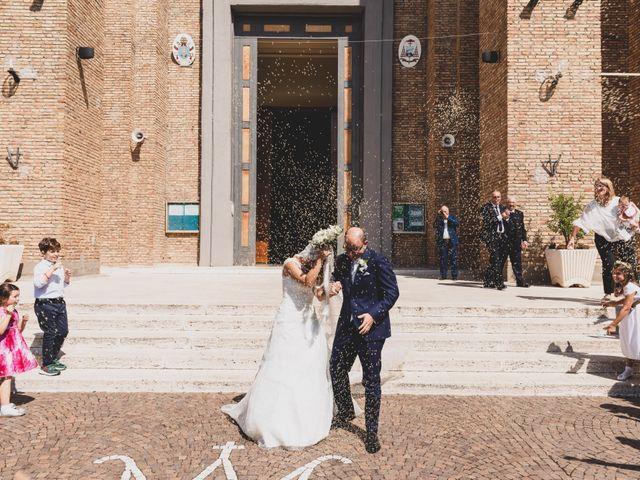 Il matrimonio di Ambrogio e Michela a Roma, Roma 19