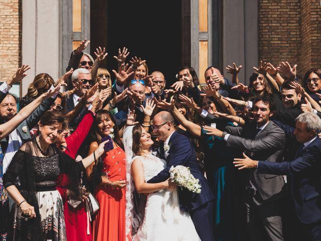 Il matrimonio di Ambrogio e Michela a Roma, Roma 21