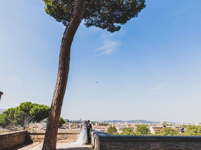 Il matrimonio di Ambrogio e Michela a Roma, Roma 23