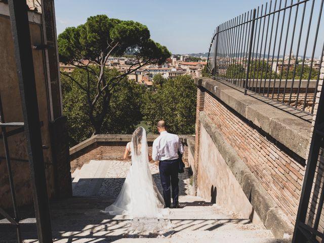 Il matrimonio di Ambrogio e Michela a Roma, Roma 24