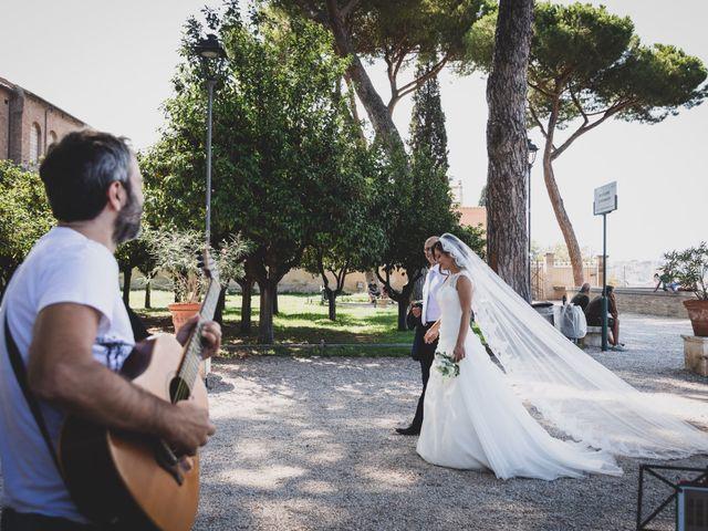 Il matrimonio di Ambrogio e Michela a Roma, Roma 25