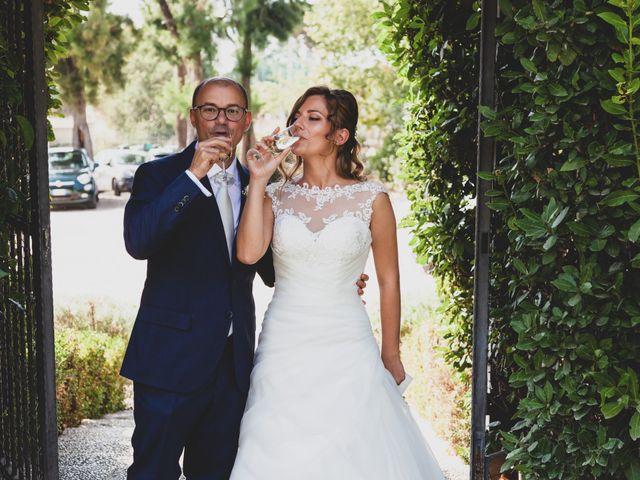 Il matrimonio di Ambrogio e Michela a Roma, Roma 32